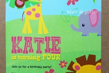 1st birthday / by Christina Young