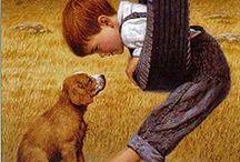 Art Illustrations for Children