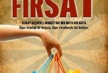 KAT KAT FIRSAT / Kızılay Alışveriş Merkezi'nde her hafta her katta süper avantajlı bir mağaza süper fırsatlarıyla sizleri bekliyor. Ayrıca fırsat mağazalarımızdan yapacağınız alışverişlere bir hediyede bizden…