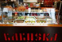 Babuska Food orosz étterem / Babuska russian fast food in Budapest