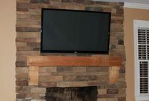 Dynamic Mounting / Dynamic mounting is proud to offer the world only Down and Out mount. You want to mount your flat panel television over top of the fireplace or other location in your room.