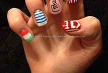 Nails  / by Kaitlin