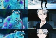 Yuri!!! on ice / Love Victyuri
