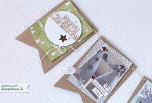 wimpelkette stampin up