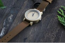 Wood Watches on Etsy / handmade wooden watches & custom personalization