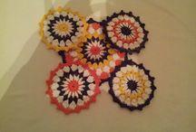 my crochet handmade / handmade crochet stuffs