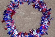 Patriotic / by Carrie @ Crafty Moms Share