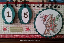 Ellephantastic Christmas creations