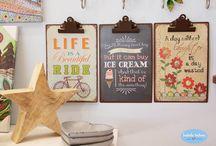 ClipBoard / Un complento para decorar cualquier rincon de casa