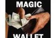 MAGIC WALLET FOR MONEY 0713039594