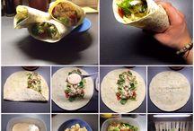 F.O.O.D / Food I make for me and some of my friends  Healthy, tasty