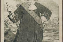 Tjerk Hiddes de Vries (1622-1666) / Friese zeeheld