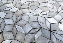 Podlahy - vzory