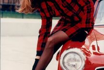 """""""Vintage cars... and the Girls who should ride in them"""" / driving Athena across the ocean"""