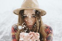 Зимний Портрет