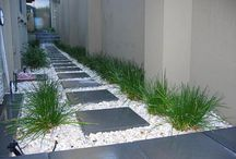 Landscape Architecture-rock garden compilation