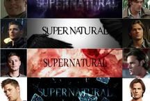 Supernatural / by Kate Beattie