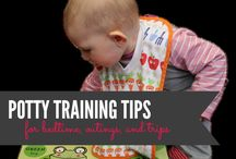 Parenting Toddlers / Tips and tricks for parenting toddlers.