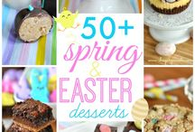 Easter / Ideas for Easter - decorations, recipes