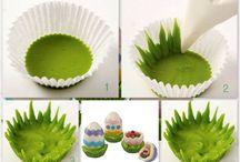 Creative Food & Desserts