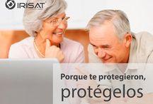 Rastreo satelital para toda la familia / Beneficios que obtienen los miembros de una familia al contar con los servicios de geolocalización de Irisat.