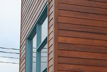 Siding / Like our snap-to-it decking, we offer thermally modified snap-to-it siding! Easy and quick installations, no tools required!  Advantages of using ThermalWood Canada products: Eco friendly Improved durability Easy maintenance Improved dimensional stability Consistent color throughout the lumber No chemical additives Resistant to fungal decay Estimated useful life exceeds 25 years