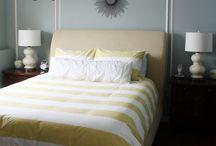 master bedroom ideas / by Brandi Huizenga