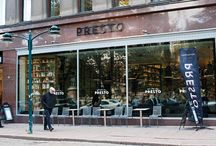 Lunchpatrullen / Lunchpatrullen testar nya matställen i Helsingfors