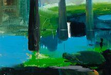 Sergei Sviatchenko / My favorite Pictures Sergei Sviantchenko maler de smukkeste og mest kraftfulde malerier. Jeg blev introduceret til hans kunst i 1995 og har fulgt ham siden. Sergie er oprindelige fra Ukraine men har nu i næsten 25 år boet og arbejdet i DK.