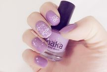 my nail art