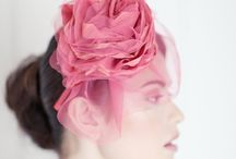 Wedding Hair Pieces / An inspiring collection of wedding hairpieces, hair accessories, headpieces and bridal hats for stylish brides.