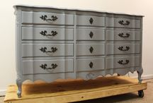 Country French Furniture / This is dedicated to Country French style furniture featured in our store.
