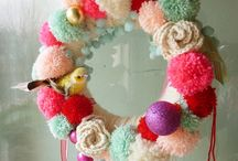Wreaths / All kinds of wreaths