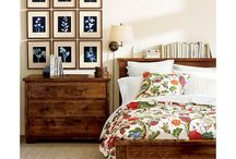 Bedroom Ideas / by Anna Gillespie