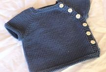 detské pletenie a háčkovanie