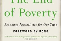 Books on Poverty / Recommended reading on poverty and hunger.