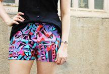 Sewing: Shorts & Pants