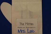 The Mitten / by Ashley Petersen