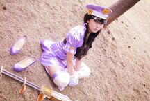 cosplay / Pop star Caitlin cosplay