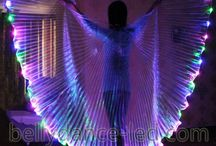 LED Isis wings / Affordable LED Isis wings