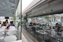 vitrocsa commercial  projects / vitrocsa minimal windows used in commercial projects