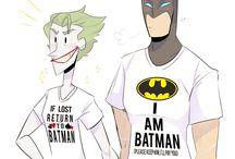 Batman x Joker