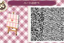 <3 Animal Crossing Cutie QR Codes <3
