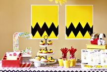 Peanuts Gang / Snoopy Baby Shower