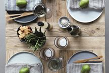 Table top / Everything from tableware,cutlery,glassware for styling the table