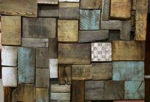 make wood look old