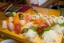 Sushi While Breastfeeding