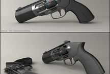 weapons sci-fi