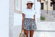Summer. / summer, summer fashion, summer inspo