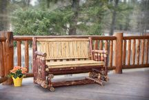Log Cabin Decor / Log cabin decorating ideas.  Great rustic products to purchase, log home room design tips, and DIY cabin decorating ideas.  To join please send a message with board name.  Please pin only on topic pins.